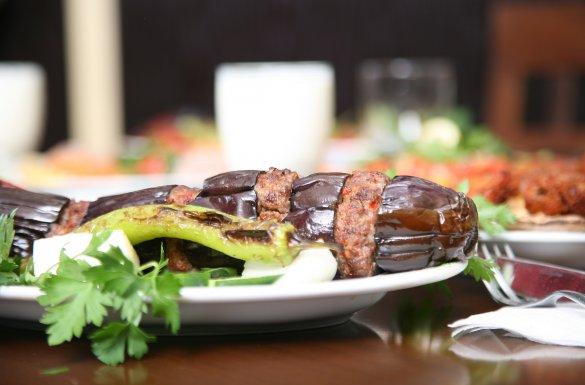 Patlıcan Kebabı